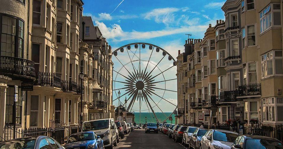 Sprachreise Brighton, Sprachschule EC English England, Wissenswertes