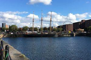 Sprachreise England, Liverpool Sprachschule Kaplan International