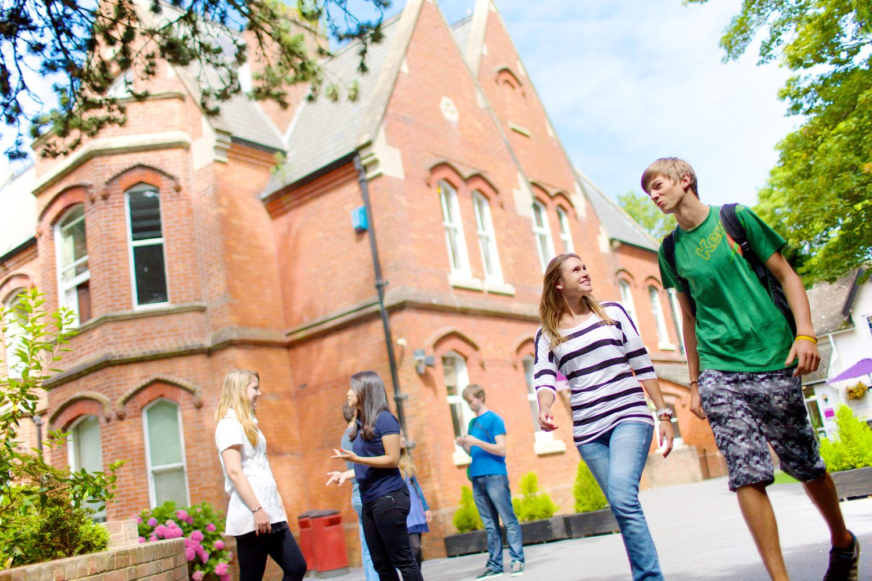 Kings Sprachschule Bournemouth Schülersprachreise
