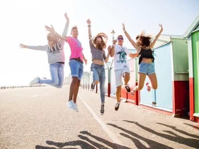 Aktivitäten Brighton Schülersprachreise