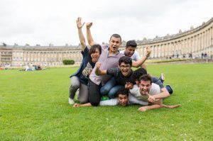 Sprachreise Bath, Sprachschule Kaplan International England, Bath2