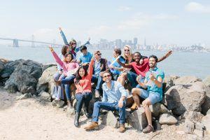 Sprachschule Berkeley_Kaplan International USA_Aktivitäten am Meer