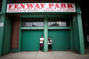 Sprachschule Boston, Kaplan International USA, Aktivitäten Fenway Park1