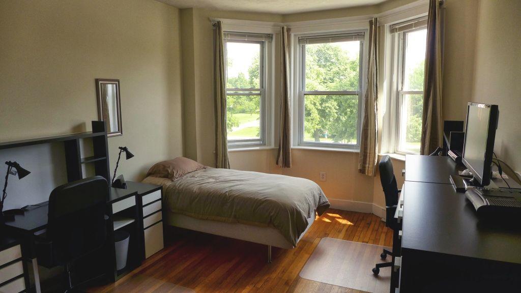 Sprachschule Boston, Kaplan International USA, ESL Townhouse, Einzelzimmer (2)