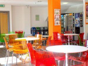 Sprachschule Brighton_EC English England_Aufenthaltsraum 2