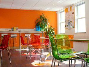Sprachschule Brighton_EC English England_Aufenthaltsraum