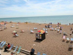 Sprachreise Brighton, Sprachschule EC English England, Brighton 1