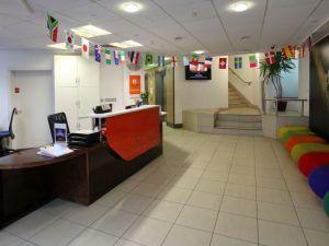Sprachreise Brighton, Sprachschule EC English England, Rezeption