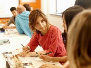 Sprachreise Brighton, Sprachschule EC English England, Unterricht 2