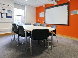 Sprachreise Brighton, Sprachschule EC English England, Unterrichtsraum