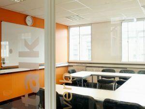 Sprachschule Bristol, EC English England, Klassenzimmer