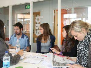 Sprachschule Bristol, EC English England, Unterricht