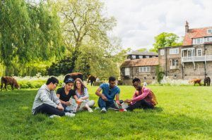 Sprachschule Cambridge, Kaplan International England, Cambridge 7