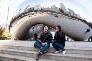 Sprachreise Chicago, Sprachschule Kaplan International USA, Chicago Bean