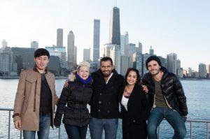 Sprachreise Chicago, Sprachschule Kaplan International USA, Chicago 1