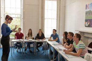 Sprachschule Dublin_Kaplan International Irland_Unterricht2