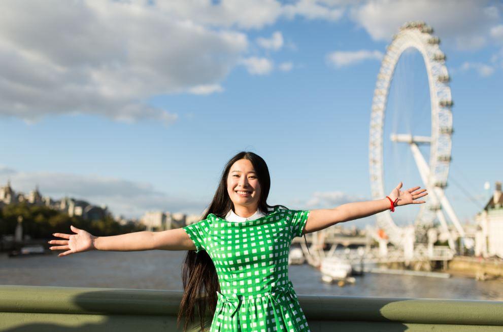 Englisch Lernen in der Weltmetropole - speziell für Sprachschüler ab 25 Jahren