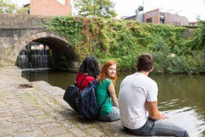 Sprachschule Manchester, Kaplan International, Manchester 1