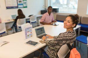 Sprachschule Manchester, Kaplan International, Study Center