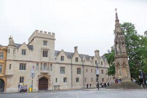 Sprachschule Oxford, Kaplan International England, Oxford 1