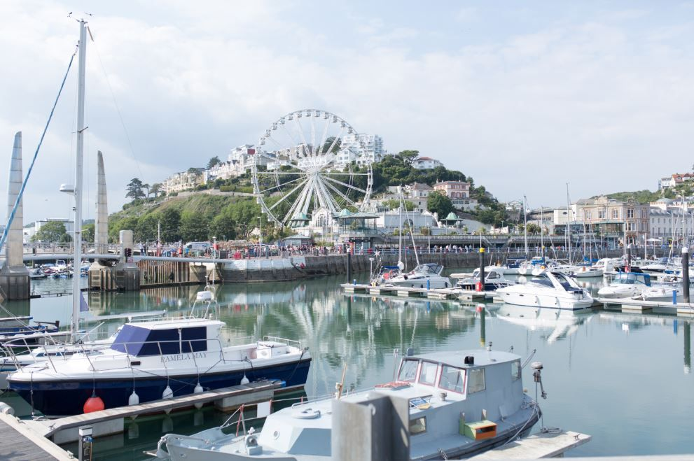 Erfahrungsbericht: Meine Sommerferien in England (Torquay)