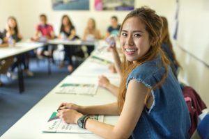 Sprachschule Torquay, Kaplan International England, Unterricht