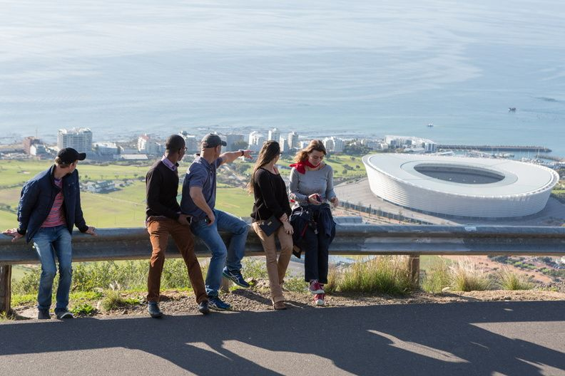 Kapstadt Sea Point Freizeitaktivitäten Sprachreise