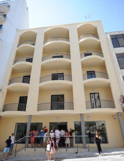 Schülersprachreise Malta Sliema
