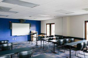 Sprachschule Berkeley, Kaplan International USA, Klassenzimmer