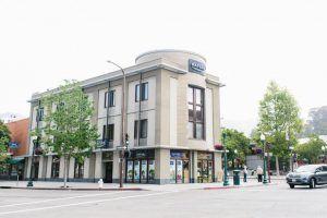 Sprachschule Berkeley, Kaplan International USA, Schulgebäude