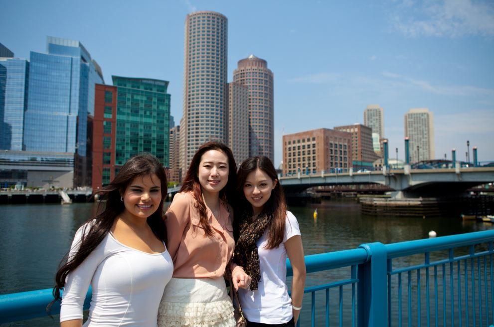 Sprachschule Boston Fenway, Kaplan International USA, Unterwegs