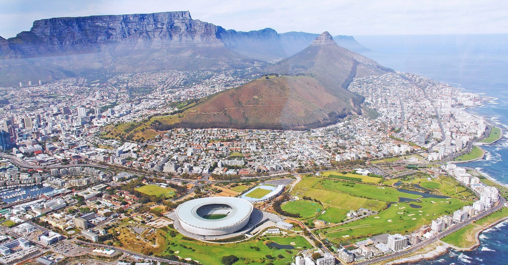 Kapstadt Südafrika Sprachreise