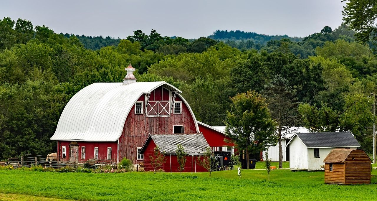 Farmstay Kanada