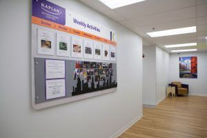 Sprachreise Chicago, Sprachschule Kaplan International USA, Aktivitätenplan