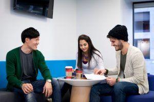 Sprachreise Chicago, Sprachschule Kaplan International USA, Pause