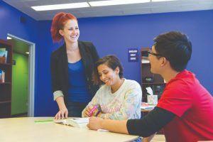 Sprachreise Chicago, Sprachschule Kaplan International USA, Unterricht