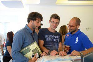 Sprachreise Malta_Sprachschule IELS Sliema_Rezeption3