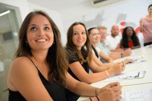 Sprachreise Malta_Sprachschule IELS Sliema_Unterricht3