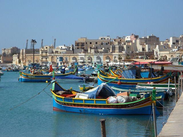 Sprachreise St. Julian's_Sprachschule ESE Malta_Marsaxlokk