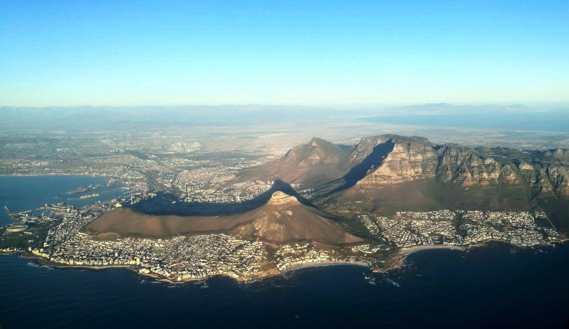 Ein perfekter Tag in Kapstadt (von oben) Culture XL