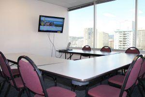 Sprachreise Hawaii, ICC Hawaii Honolulu, Klassenzimmer