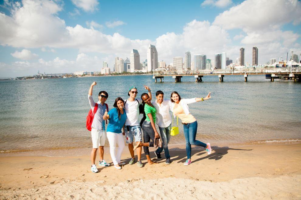 Sprachreise San Diego, Sprachschule Kaplan International USA, Aktivitäten 2