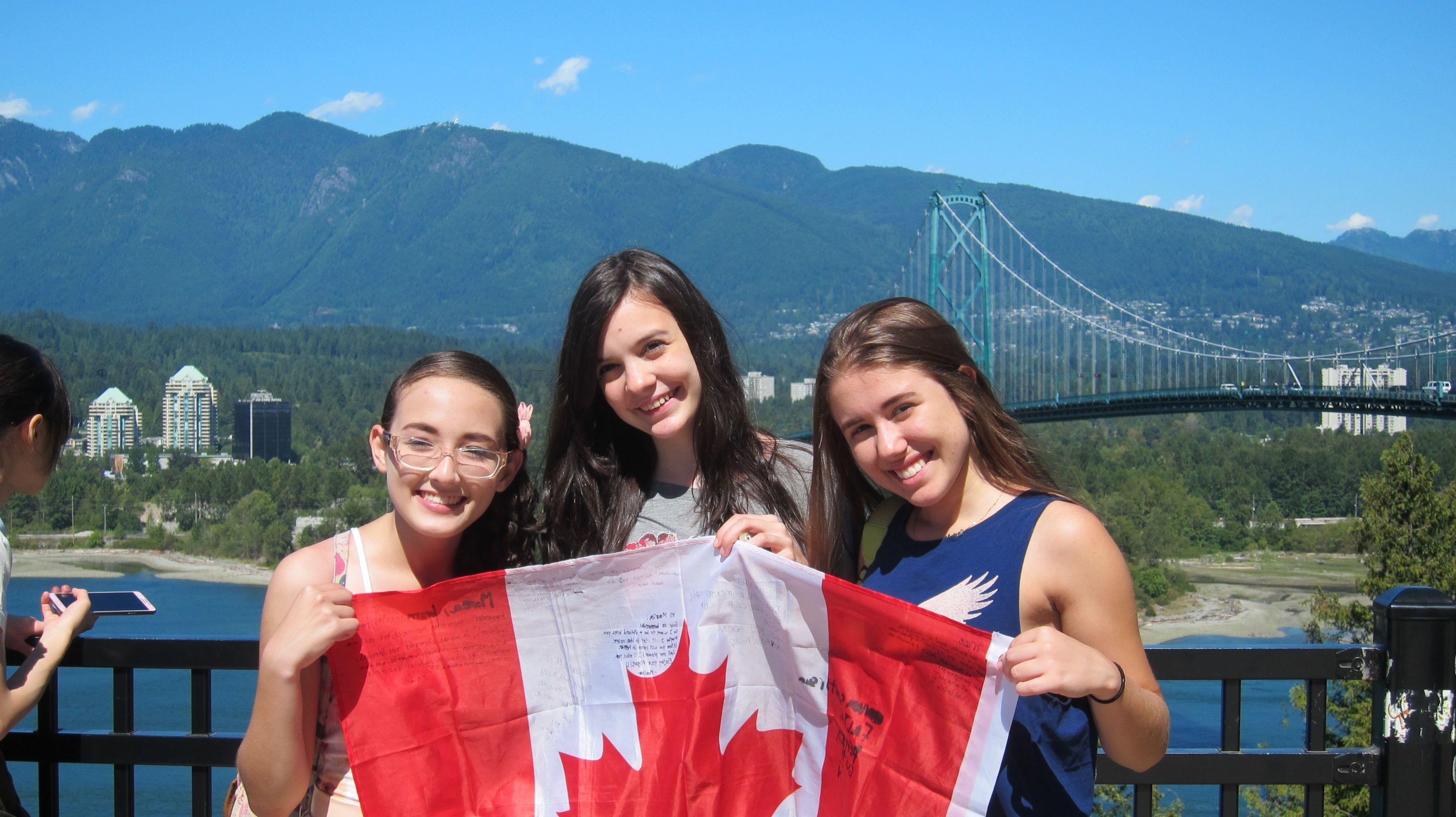 Schülersprachreise Vancouver
