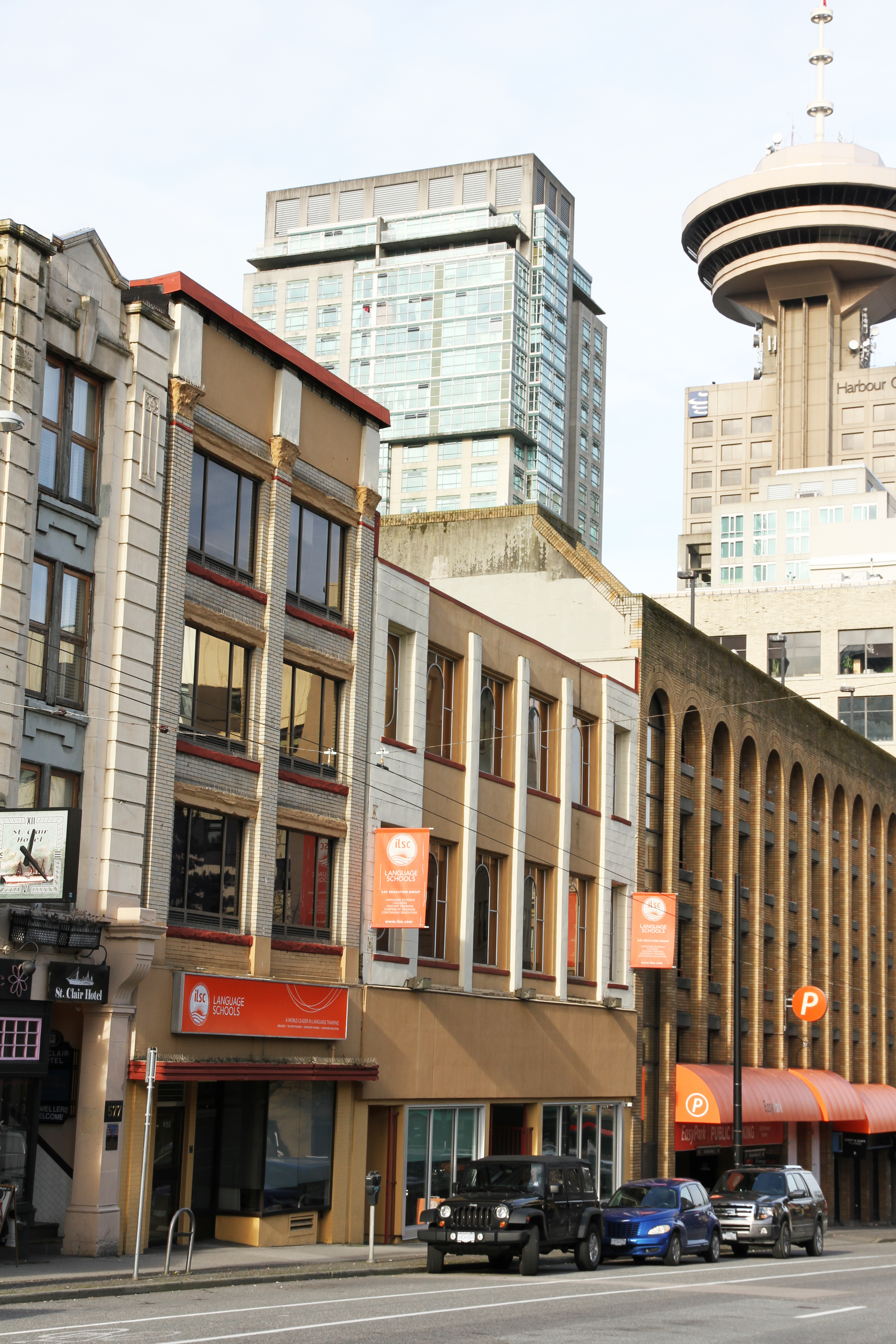 ILSC Vancouver Campus Schülersprachreise