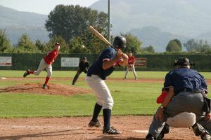 High School Aufenthalt Kanada Abbotsford British Columbia Baseball