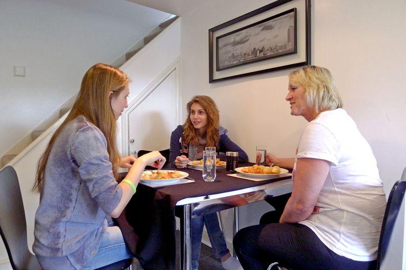 Schülersprachreise Torbay Gastfamilie