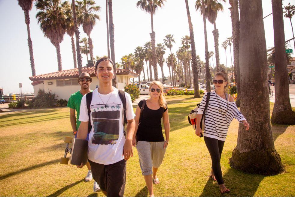 Sprachreise Santa Barbara, Kaplan International USA, Aktivitäten 4