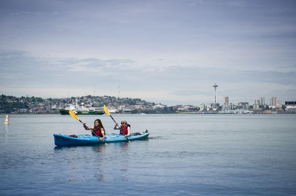 Sprachreise Seattle, Kaplan International USA, Aktivitäten 3