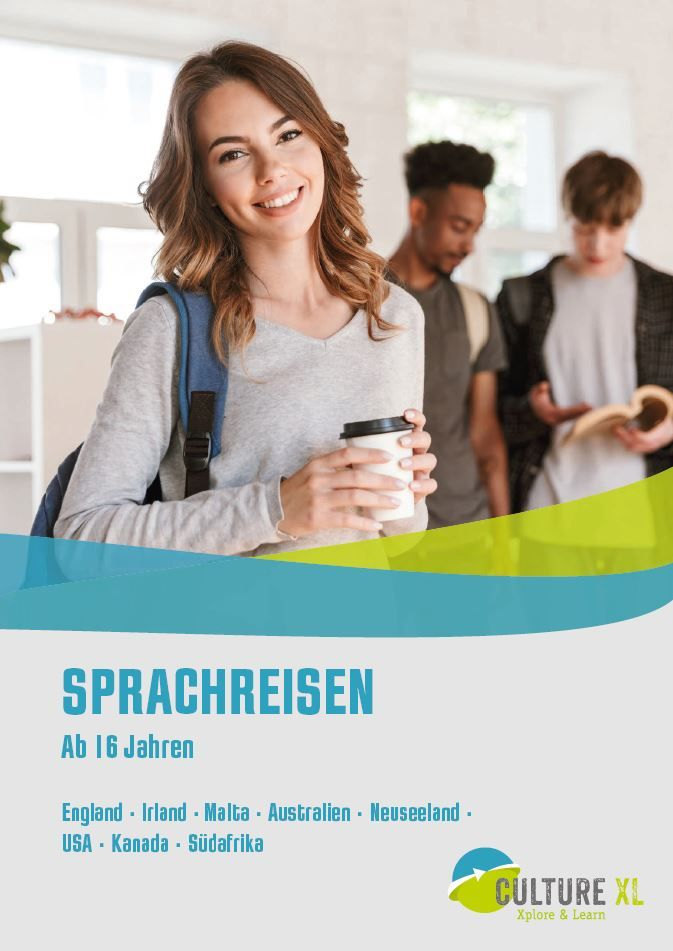 Sprachreisen Cover