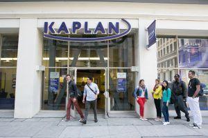 Sprachreisen San Francisco, Kaplan International USA, Schule Gebäude 2